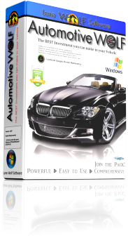 Car Maintenance software Box